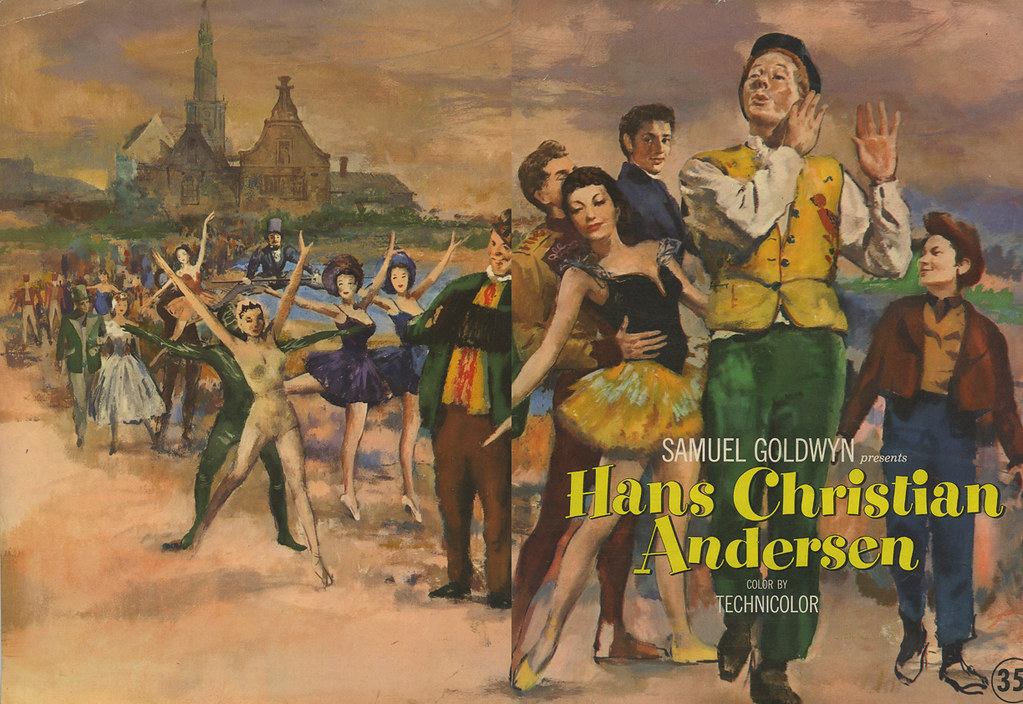 Hans Christian Andersen program_tatteredandlost
