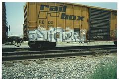 DONER (BGIZL) Tags: graffiti ska trains boxcars doner tko