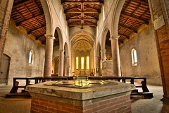 Pieve San Martino, Palaia, Toscany, Italy. A bit of HDR work (Nicola Zingarelli) Tags: old italy vatican rome building art history classic church monument beautiful stone museum greek ancient arty artistic roman tripod religion paintings statues pisa historical marble sculptures hdr vaticanmuseum multipleexposures palaia toscany emperors photomatix pagangods pievesanmartino