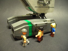 The Shadow Knight (7) (DarthNick) Tags: star fighter ship lego space pirates wars smuggler brickarms