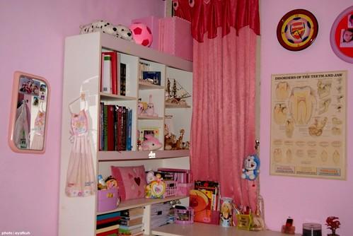 my pinky room