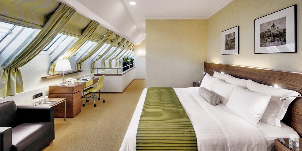 Vienna Marriott Hotel - Maisonette Suite