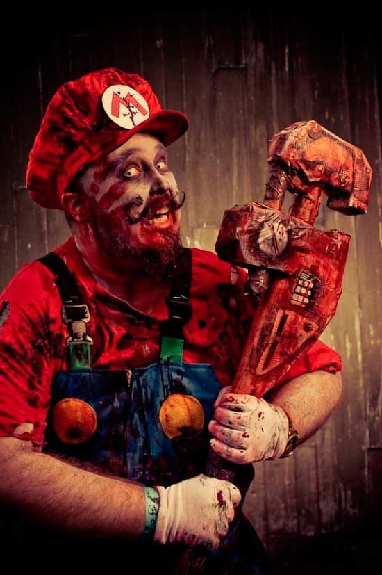 super mario bros zombie 4