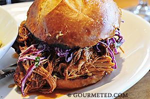 Stumptown BBQ pulled pork