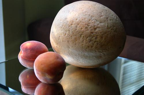Peach Canteloupe Soup 2