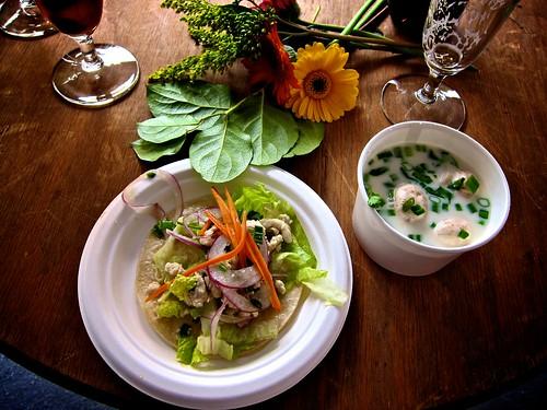 thai from kaosamai food truck