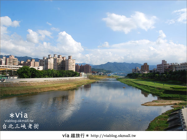【台北景點】走入台北古味老鎮~三峽老街之旅38