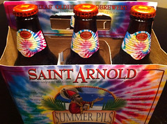 Saint Arnold Summer Pils Six Pack Alternate Angle