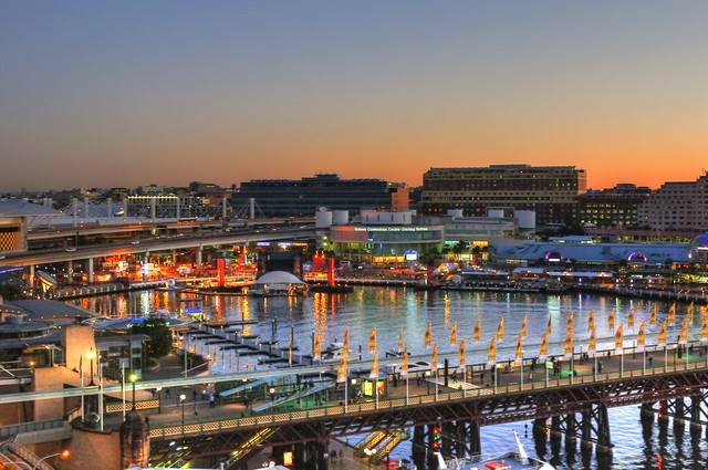 HDR - Darling Harbour