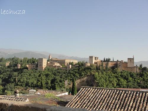 Vistas desde Albaicin