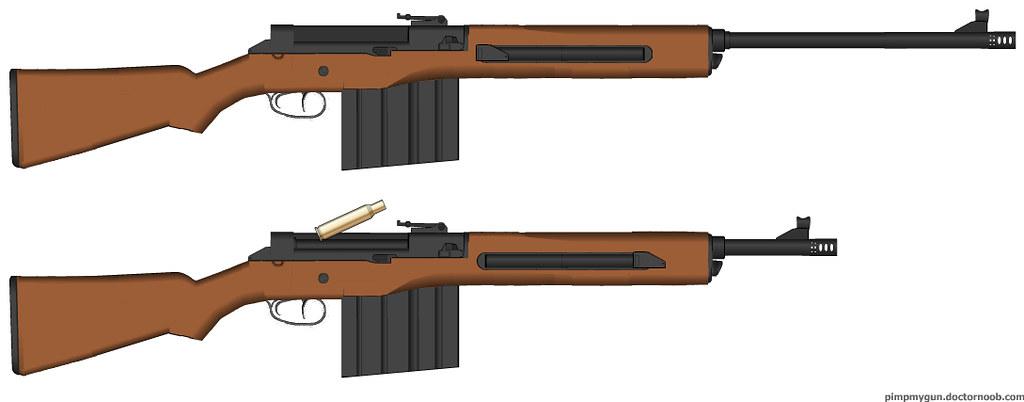 WWII .50cal Sniper Rifle (DA Contest)