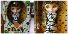 My deal of a lifetime ! (Sugar Balloon) Tags: blythe blog deal lifetime yardsale thriftstore ebay aztecarrival aa bl doll dolly