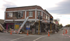 Christchurch Earthquake  -  St Albans