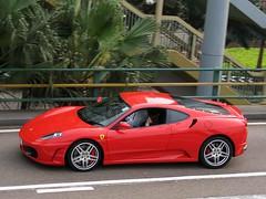 Ferrari F430 'SPN' (Rupert Procter) Tags: auto italy car italian italia ride awesome mobil ferrari coche forza motor  kereta maranello tifosi  carspotting enzoferrari rwp rupertprocter scuderiaferrari ferrarispa ferraristi chasingexotics    juanchai juanchaihk