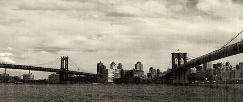 And which is your favorite bridge, the Brooklyn Bridge or the Manhattan Bridge?