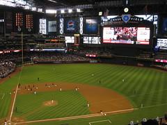 Chase Field, Phoenix, Arizona (Mastery of Maps) Tags: arizona phoenix baseball stadium az diamondbacks mlb arizonadiamondbacks baseballstadium valleyofthesun indoorstadium chasefield