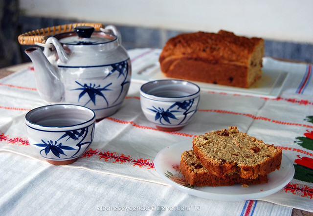 Buttermilk quick bread