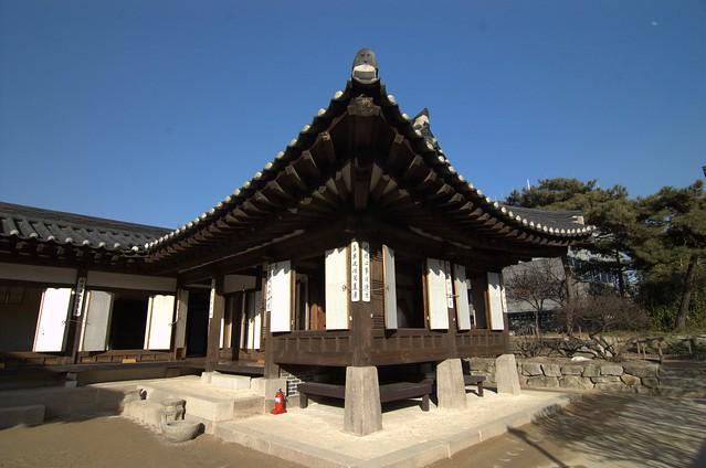 首爾 南山韓屋村