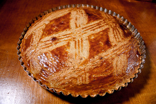 Breton Buckwheat Cake With Fleur De Sel Recipes — Dishmaps