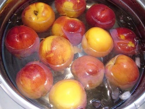 Canned Peach Jam
