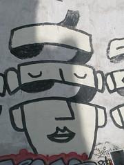 Paris, Zoo Project (Zerbi Hancok) Tags: street streetart paris france zoo peinture urbanart walls murs zooproject bilalberreni