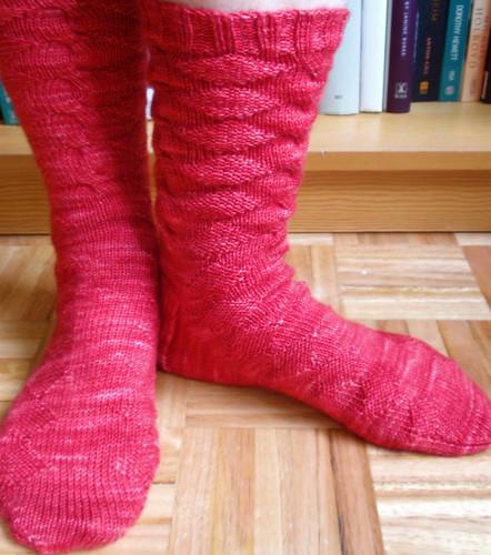 Origami socks 4
