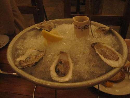 Oyster's at Publican