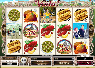free Voila free spins