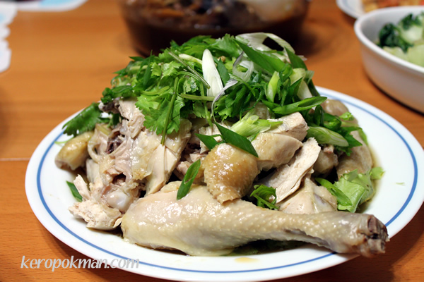 Kampung Chicken