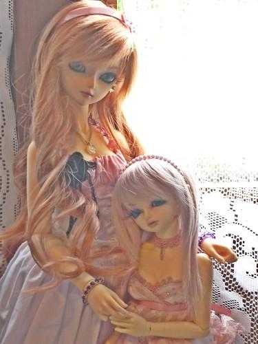♪♫ ♪NEW Ellana Pink Tan Cerisedoll - p6 4967946995_b988021f5d