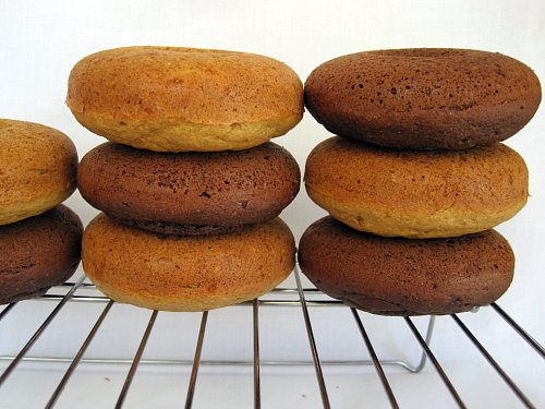 Gluten-Free, Sugar-Free Donuts
