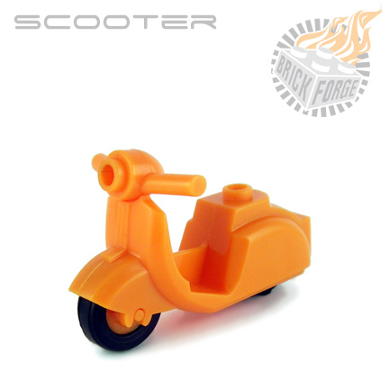 Scooter - Orange