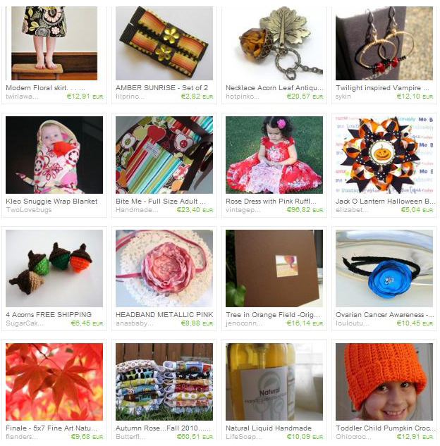 Fall fashion by EtsyMoms
