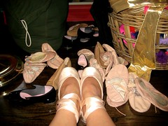 Day 77 - Butterfly Lovers (three65) Tags: ballet toronto blog dance shoes ottawa blogging pointe pointeshoes danceshoes solemate shoeblog butterflylovers three65 gingerbertrand thestudioschoolofdance