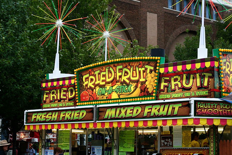 Fried Fruit