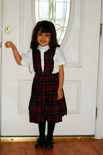 1st day of kinder