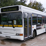 Go North East: 0500 V820ERG Dennis MPD/Plaxton