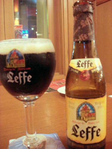 brussels jaya one - leffe beer
