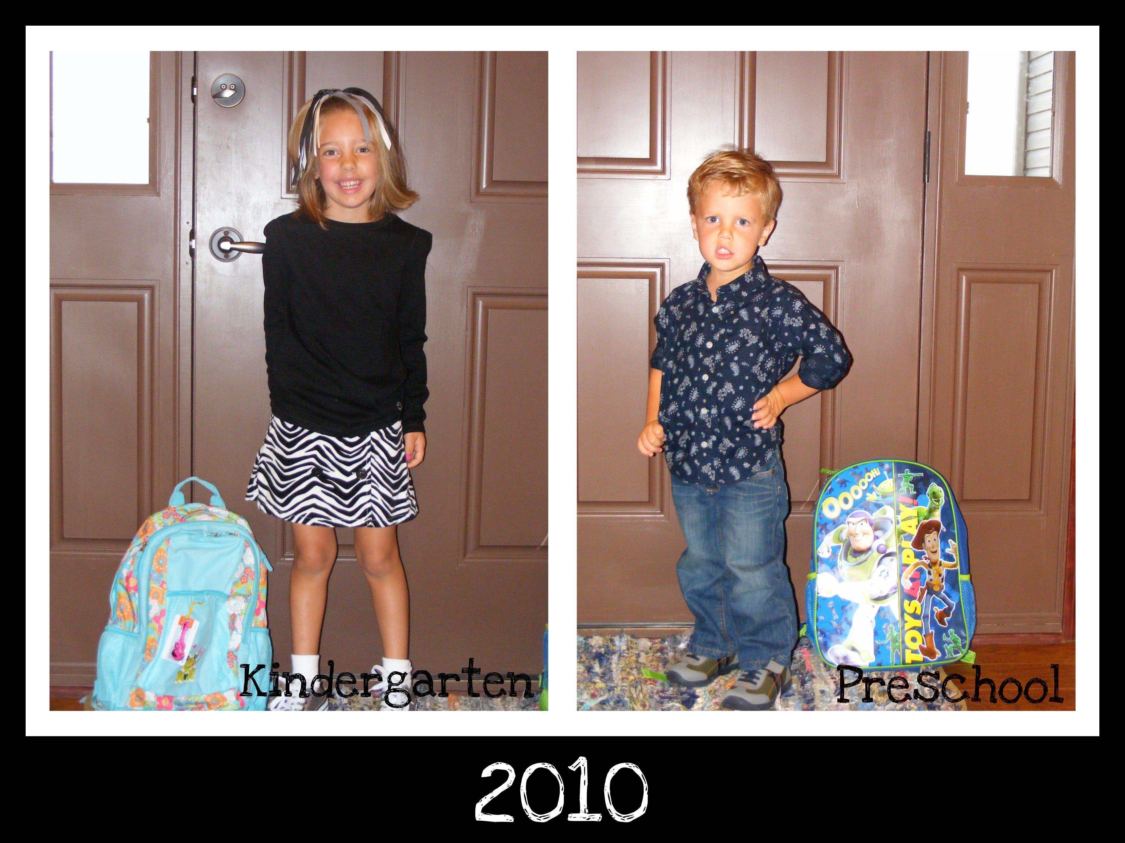 2010 school year