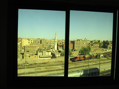A View of Aswan from our Hotel