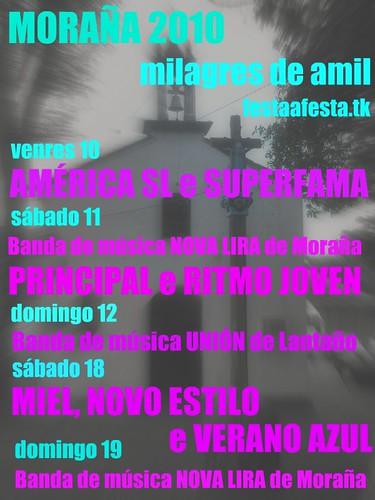 Moraña - Milagres de Amil 2010