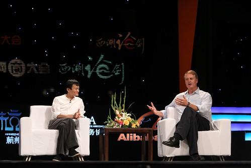 馬雲 ebay CEO