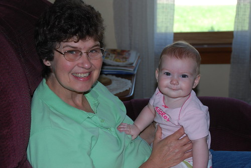 Grandma and Annaliese