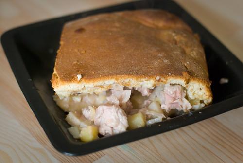 Рецепты вкусных пирогов с картошкой и мясом