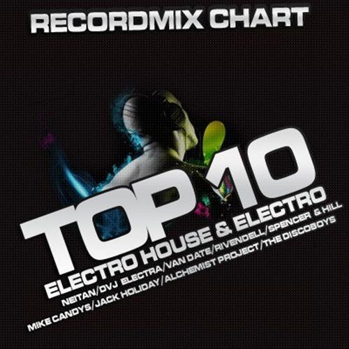 VA - Recordmix Chart - Top 10 Electro House [2010]