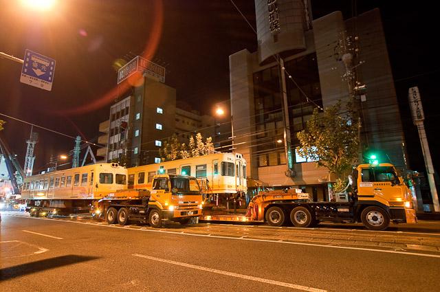 さよなら、伊予鉄800系電車