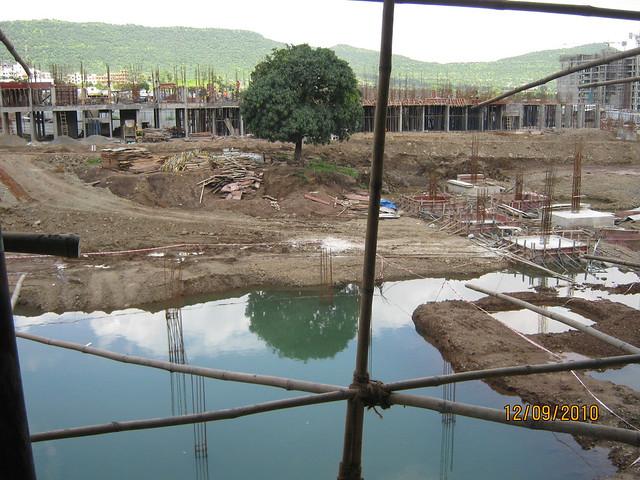 Megapolis Rajiv Gandhi Infotech Park Phase 3 Hinjewadi Pune - IMG_2914