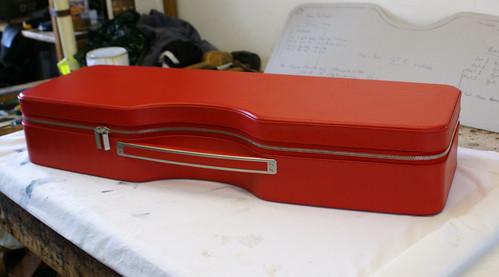 Calder red violin case 2