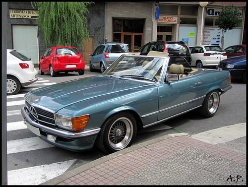 MercedesBenz 280 SL [R107]