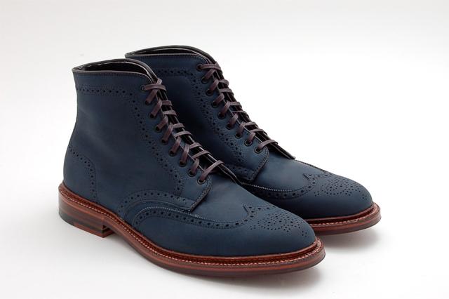 01 Leffot x Alden Greenwich Boot 01